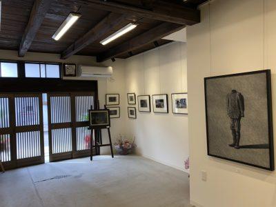 ギャラリー寺町回廊記念 八島正明展